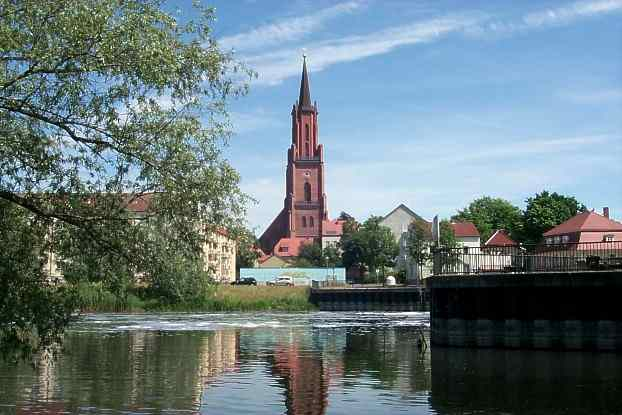 Sankt-Marien-Andreas-Kirche in Rathenow